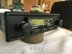 1980, s Blaupunkt Ludwigshafen 12 STEREO vintage car radio, input cable for mp3