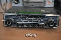 BECKER Mexico TR vintage classic car radio working Mercedes-Benz RARE