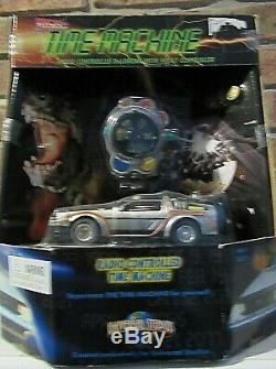 Back To The Future Radio Controlled Vintage Universal Time Machine Car With