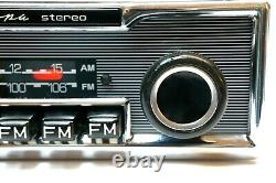 Becker Europa II Stereo Vintage Car Radio With Bluetooth 5.0 Music Streamming