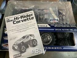 Kyosho Vintage Car Crusher Hi Rider Corvette Radio Controlled Kit