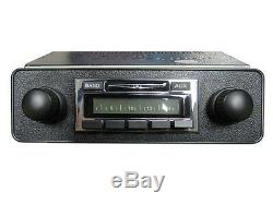 NEW VW Ghia & Type 3 AM FM iPod MP3 Vintage Style Original Look Car Stereo Radio