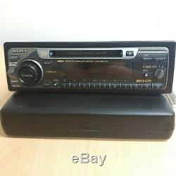 Sony MDX-C7900R Vintage In Car Minidisc Player fm/am Radio 1990s With Extras