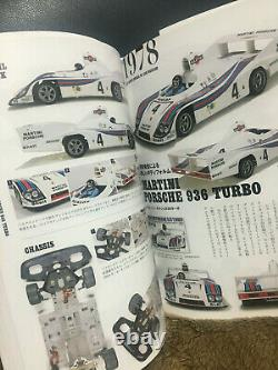 Tamiya Vintage RC Car Museum 1976-1992 book photo buggy art Magazine withTrack