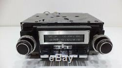 Vintage 1970's-80's Delco AM-FM Stereo GM Car Radio Model #GM2700