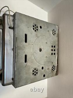 Vintage Beautiful 1954 Ford AM Car Tube Radio 4SF49055 FOMOCO AS-IS Parts Only