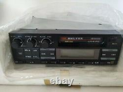 Vintage Beltex Mr780 Car Radio With Stereo Cassette Player