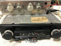 Vintage Blaupunkt Godparents CR Car Radio Old school Made In Germany Stereo