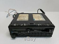 Vintage Blaupunkt Limited 1280 Pull Out Cassette Car Radio Germany HTF