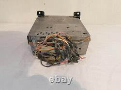 Vintage Ford Car Stereo OEM Factory Nice AM/FM Pushbutton Radio Cassette 1980's