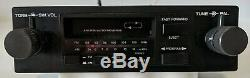 Vintage HITECH in-Dash Car Radio Cassette AM/FM-MPX Auto Reverse Tested Fully