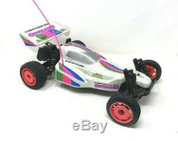 Vintage KYOSHO Outrage 2WD Off-Road Racing Buggy RC Radio Control Car