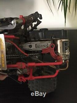 Vintage Kyosho Gallop Radio Control Car Hobby Collection Rare Parts As Is C
