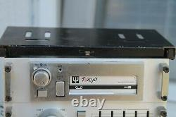 Vintage Old Made Japan Auto Musical Sound System Car 3 Band Stereo Tuner TOKYO
