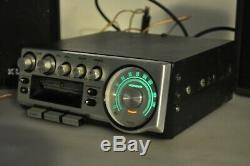 Vintage Pioneer KP-500 Car Stereo Radio Cassette Player Tuner with loose Faceplate