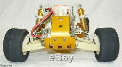 Vintage RC10 Team Associated #6000 Gold Pan Radio Controlled Car withBox Papers