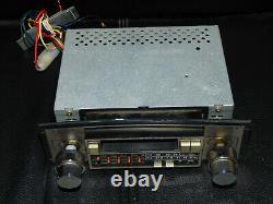 Vintage Sanyo Ft 620m Car Radio-cassette Very Rare Tested